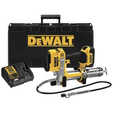 DeWalt 20V Max Li-Ion Grease Gun Kit