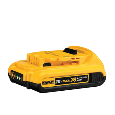 DeWalt 20V 2.0 AH XR Li-Ion Battery (1 Per Pack)