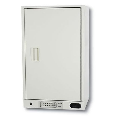 Auto-Locking Wall Cabinet with Prox Reader