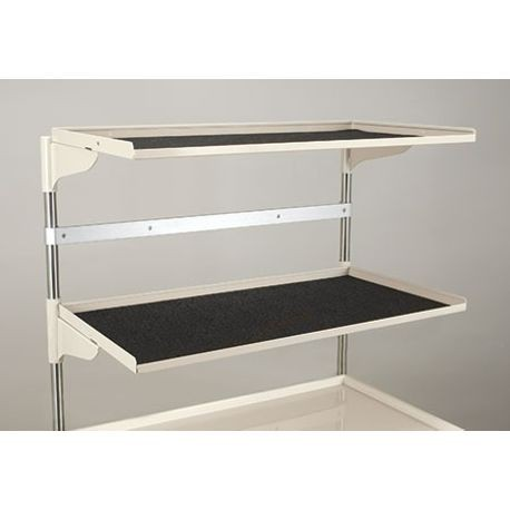 Premier Two-shelf Unit, Narrow