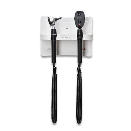 HEINE EN 200 Wall Transformer with Ophthalmoscope/Otoscope
