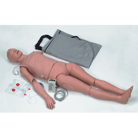 Adult ALS Trainer Torso with Simulator