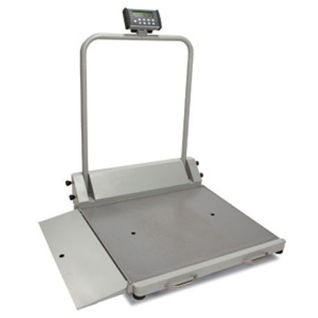 Digital Wheelchair Ramp Scale