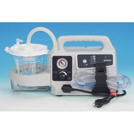 SSCOR DUET Suction Unit with Battery Backup