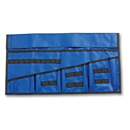 Vinyl Intubation Case, Blue