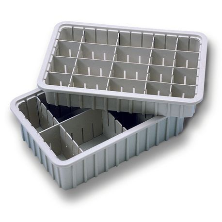 "Divisible Drug Tray, 3""D"