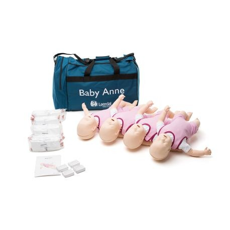 Baby Anne 4 Pack Infant CPR