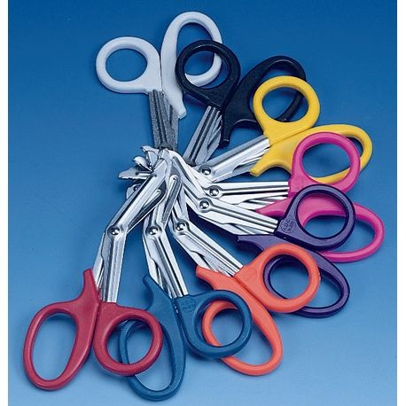 Economy Emergency Scissors, Yellow
