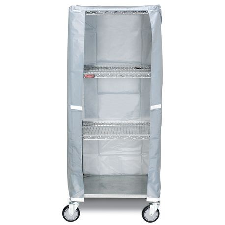 Wire Linen Cart with Cover