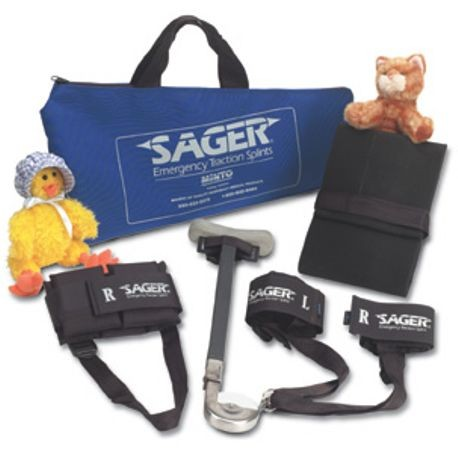 Infant Sager Traction Splint