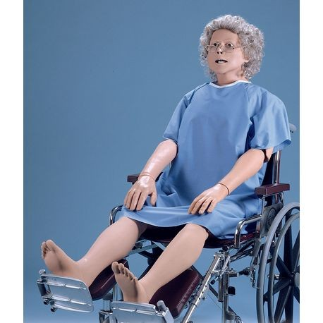 Advanced Grandma Chase Patient Care Manikin