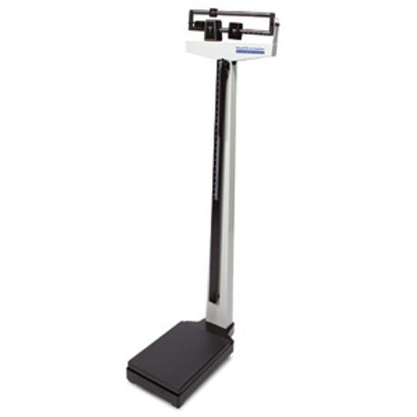 Physician Balance Beam Scale with Casters