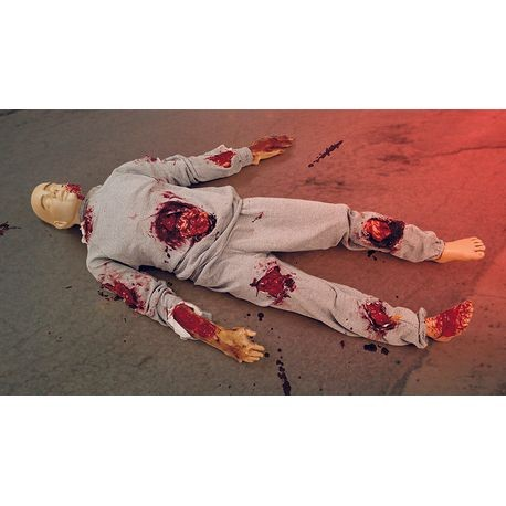Terry Trauma Adult Trauma and CPR Manikin