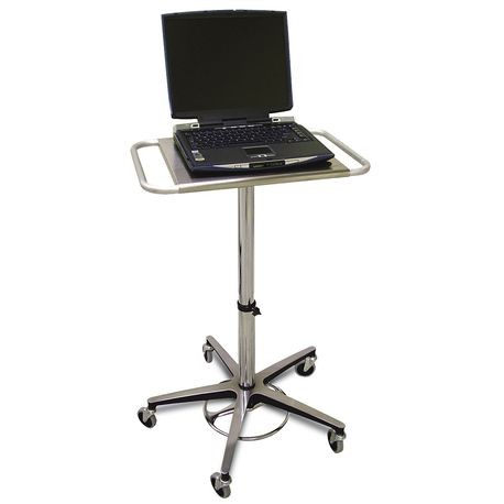 Adjustable Laptop Computer Transport Stand
