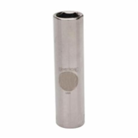 """Armstrong 11-211 Deep Socket 3//8/"""" Drive 6 Point 11//32/"""""""