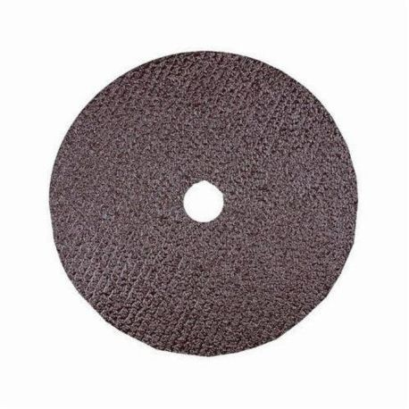 CGW48434 Open Coated Standard Abrasive Disc, 9 in Dia, 7/8 in Center Hole, 50 Grit, Medium Grade, Aluminum Oxide Abrasive, Arbor Attachment