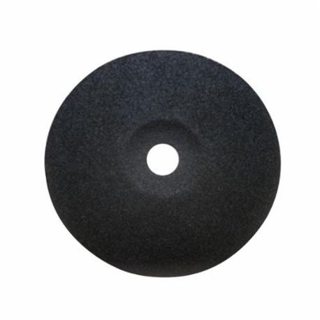 CGW48322 Close Coated Standard Abrasive Disc, 5 in Dia, 7/8 in Center Hole, 36 Grit, Medium Grade, Silicon Carbide Abrasive, Arbor Attachment