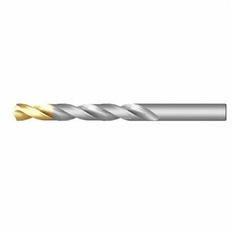 "Precision Twist E Jobber Length Drill HSS TiN Coated Tip 2 3//4/"" Flute 4/"" L"