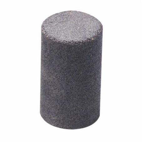 CGW49036 Grinding Plug, 2 in Max Diameter, 3-1/2 in THK Head, 16R Grit, Coarse Grade, Aluminum Oxide Abrasive