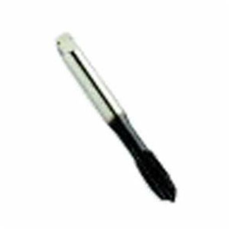 Sandvik 6423897 Spiral Point Plug Tap, M12x1.75, Metric Coarse Thread, 4 Flutes, 6H, Right Hand Cutting Direction