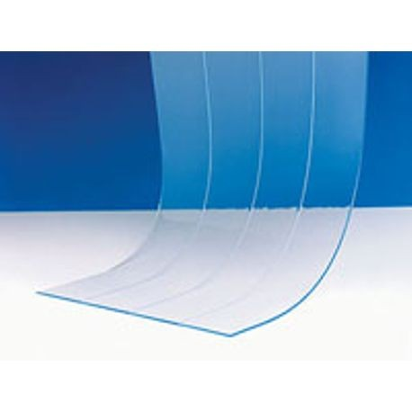 ALECO 171108 Low-temp ribbed 75ft roll, 8in x 0.80 Replacement Strips