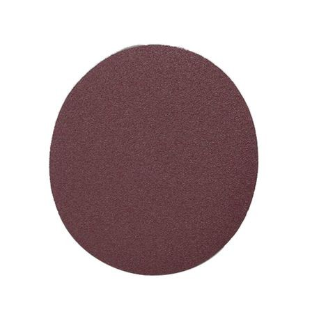 3M 348D Heavy Duty Close Coated Abrasive Disc, 20 in Dia, No Hole, 36/Extra Coarse, Aluminum Oxide Abrasive