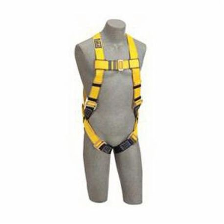 3M DBI-SALA Fall Protection 1101828 Delta Lightweight Unisex Harness, Universal, Polyester Strap, Tongue Leg Strap Buckle