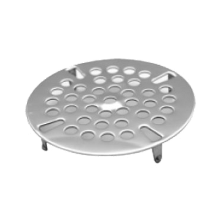 Advance Tabco K-410 Replacement Strainer Plate 3-1/2, for K-5, K-15, K-26, K-67