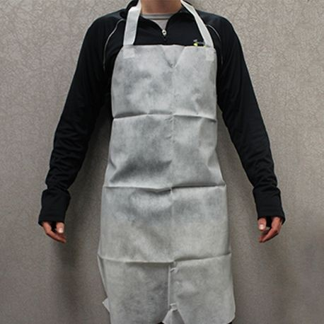 APRON BIB DISPOSABLE (100)