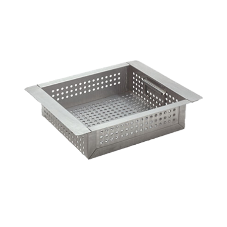 "Advance Tabco A-17 Perforated Basket, for 9-1/2"" x 11-1/2"" x 6"" hand sink"