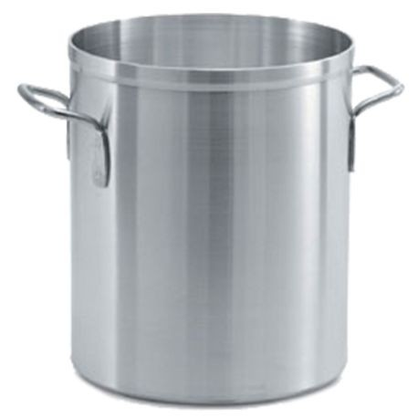 60-quart Wear-Ever Classic aluminum stockpot, Vollrath 67560
