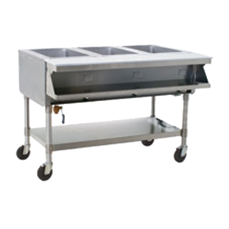 Eagle SPHT Portable Sealed Well Hot Food Table Electric - Electric hot food table