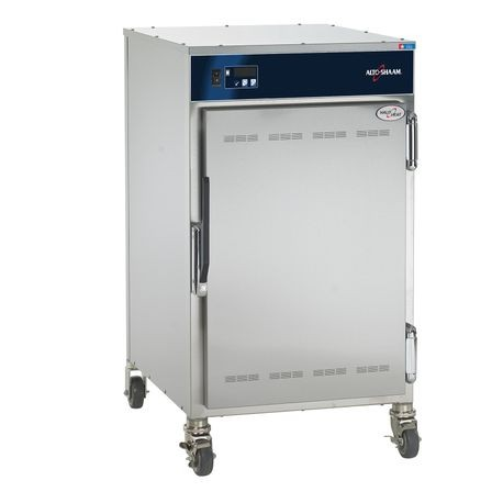 "Alto-Shaam 1000-S Halo Heat Low Temp Holding Cabinet, on/off simple control with adjustable thermostat, indicator light, capacity (4) 12"" x 20"" pans"