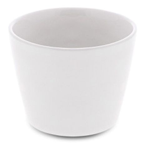 "1000 Coffee Cup, 3-1/2"" diameter, 2-3/4"" height, 7-4/5 ounce capacity, white, set of 6 (6 ea/cs), Figgjo 1060GH000"