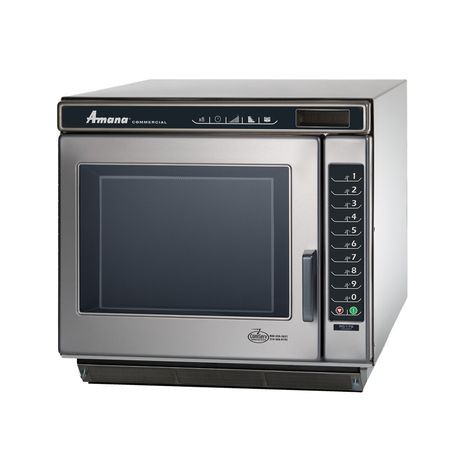 Amana RC22S2 Amana Commercial Microwave Oven , 1.0 cu. ft., 2200 watts, heavy volume, 4-stage cooking