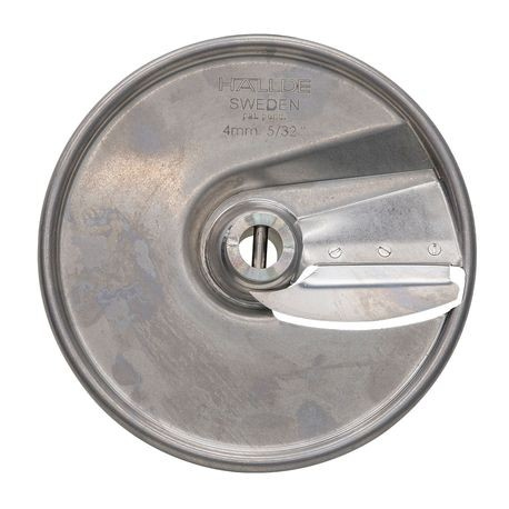 "Hobart 3SLICE-5/32-SS 5/32"" Slicing Plate (4mm), stainless steel"
