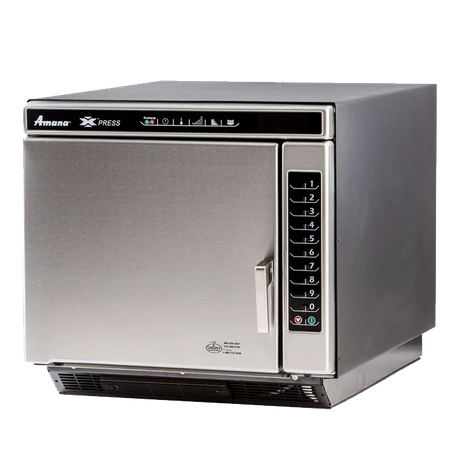 Amana ACE14N Commercial Convection Xpress_ Combination Oven, stackable, programmable timer, 4-stage cooking