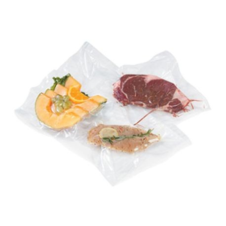 6 x 12 out-of-chamber mesh vacuum sealer bags, Vollrath 40812