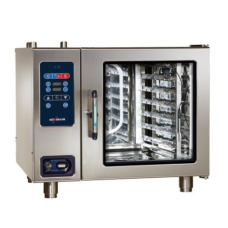 "Alto-Shaam CTC7-20G Combitherm CT Classic Combi Oven/Steamer, gas, boilerless, countertop, (8) 18"" x 26"" full size sheet or (16) 12"" x 20"" full size"