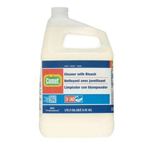 ALL PURPOSE CLEANER COMET WITH BLEACH 3/1 GAL