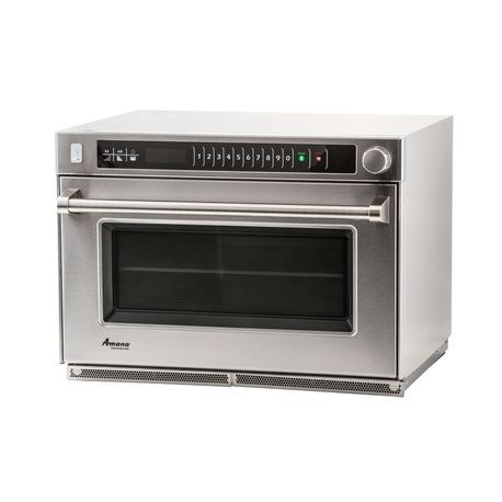 Amana AMSO35 Amana Steamer Oven, 3500 watts, heavy volume, 11 power levels, LCD display, touch control