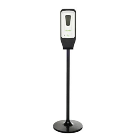 Automatic, Hands-Free Liquid/Gel Sanitizer or Soap Dispenser with Floor Stand