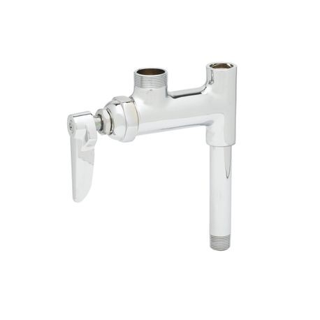 T&S Brass B-0155-01LN Add-On Faucet, without nozzle, single hole