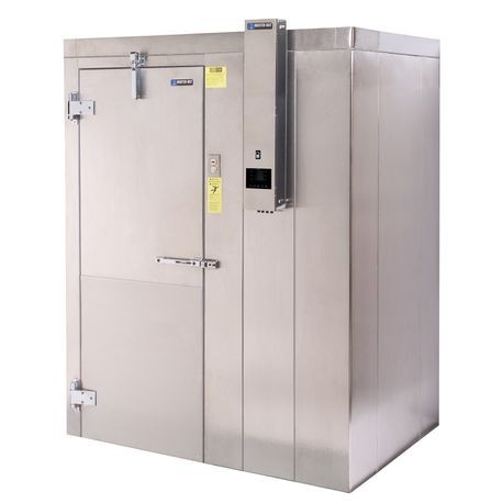 Master Bilt MCR-33-102 Master-Chill Blast Chiller, roll-in, single section, remote refrigeration (sold separately), auto chill cycle control