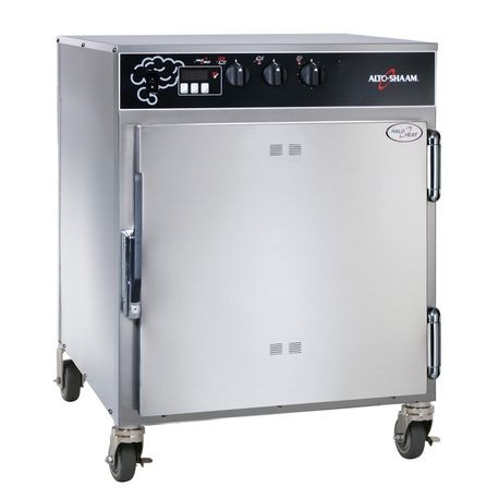 "Alto-Shaam 767-SK Halo Heat Slo Cook Hold & Smoker Oven, electric, 100 lb. capacity - (9) 12"" x 20"" x 2-1/2"" full-size pans, simple controller"
