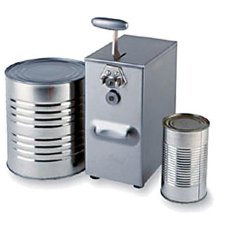 2- speed Electric Can Opener - slower speed is ideal for opening smaller cans, Edlund 203/115V
