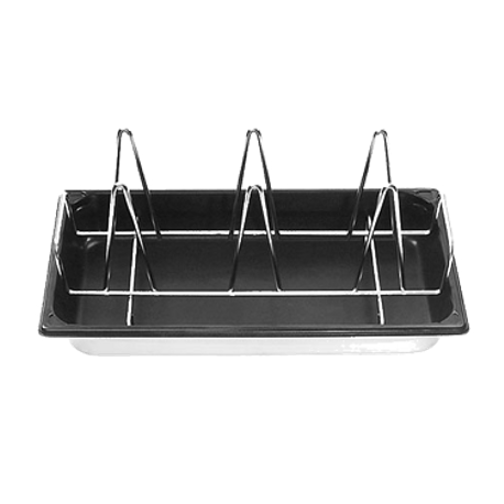 "Alto-Shaam 4758 Chicken Grease Tray, with drain, 1-1/2"" deep (not needed for Auto Grease Collection)"