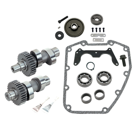 570G Gear Drive Camshaft Kit for 1999-'06 Big Twins except '06 HD<sup>®</sup> Dyna<sup>®</sup>