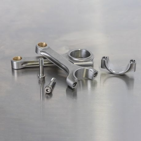 Forged Connecting Rod Set for Royal Enfield<sup>®</sup> 650 Twins