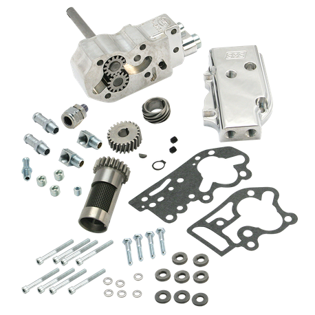 Oil Pump and Gears Kit For 1978-'91 HD<sup>®</sup> Big Twins